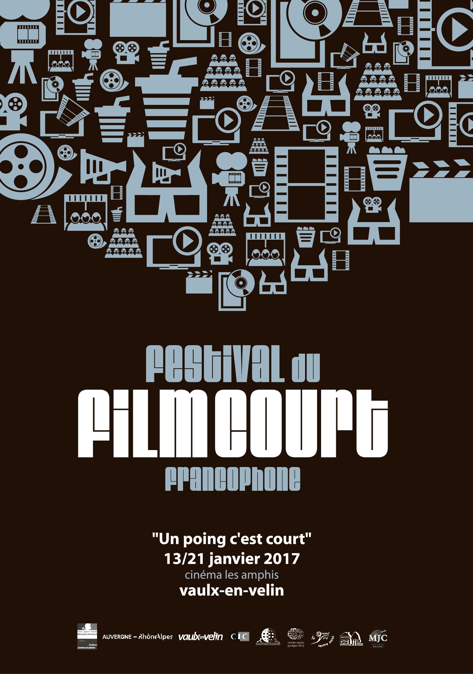 Festival Cinéma Un point c'est court 2017