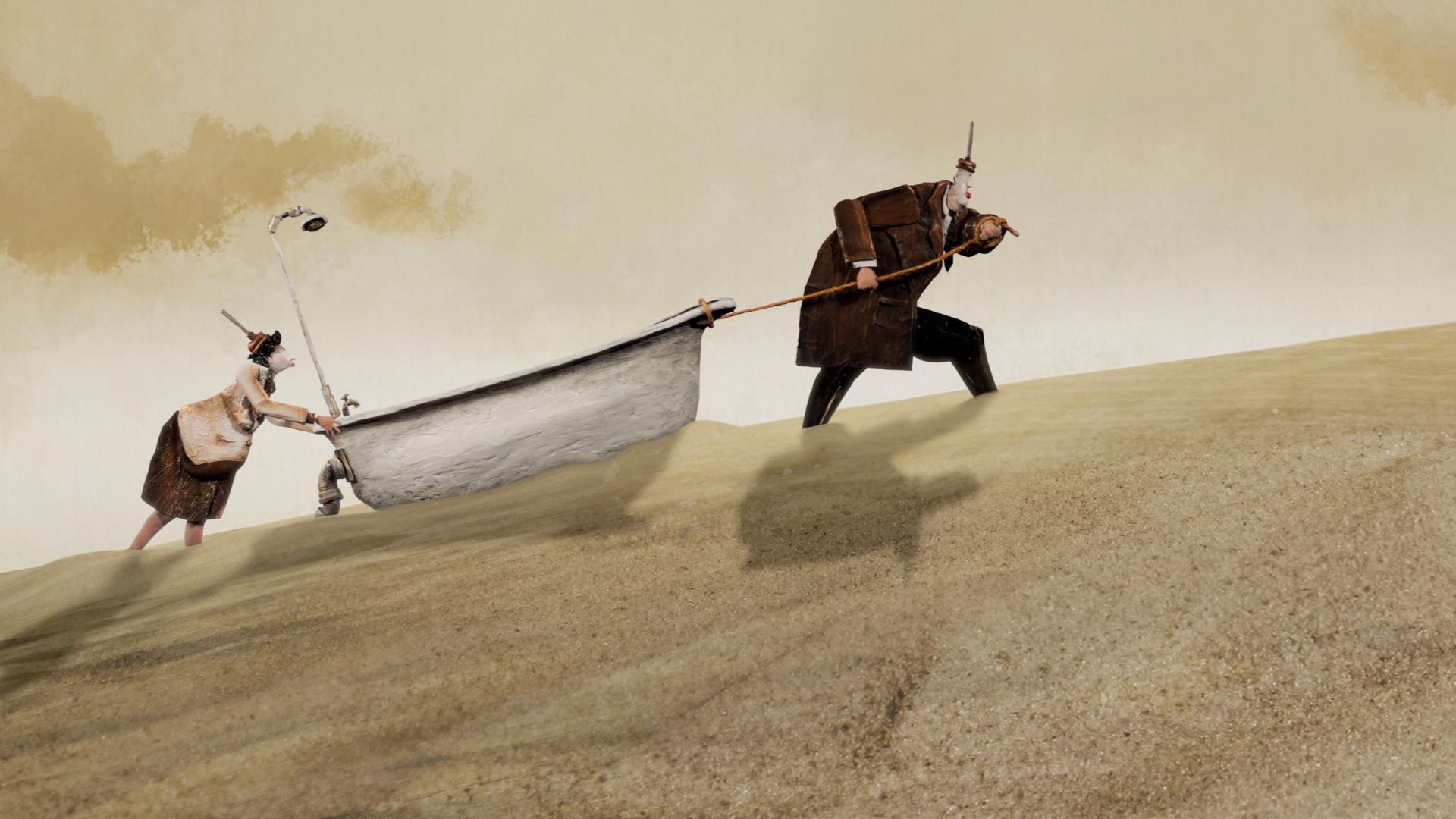 Court métrage HOLLOW LAND de Uri Kranot, Michal Pfeffer (2012)
