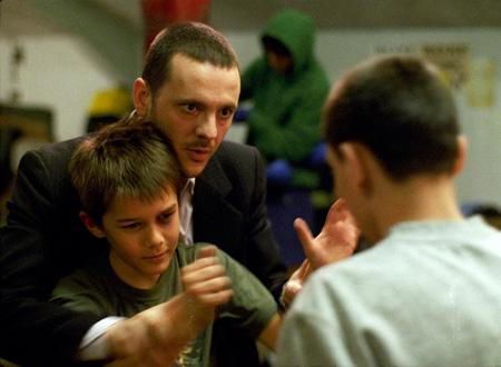 Court métrage La leçon de boxe