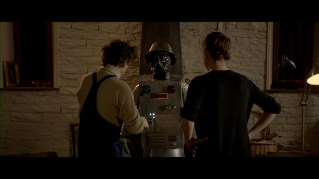 Court métrage Le robot des étoiles