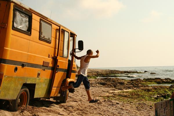 Court métrage Un bon jour pour aller à la plage
