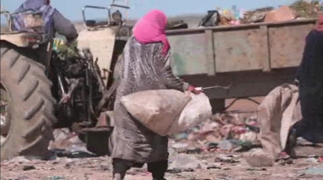 Court métrage Femme Courage (Ennajeh)