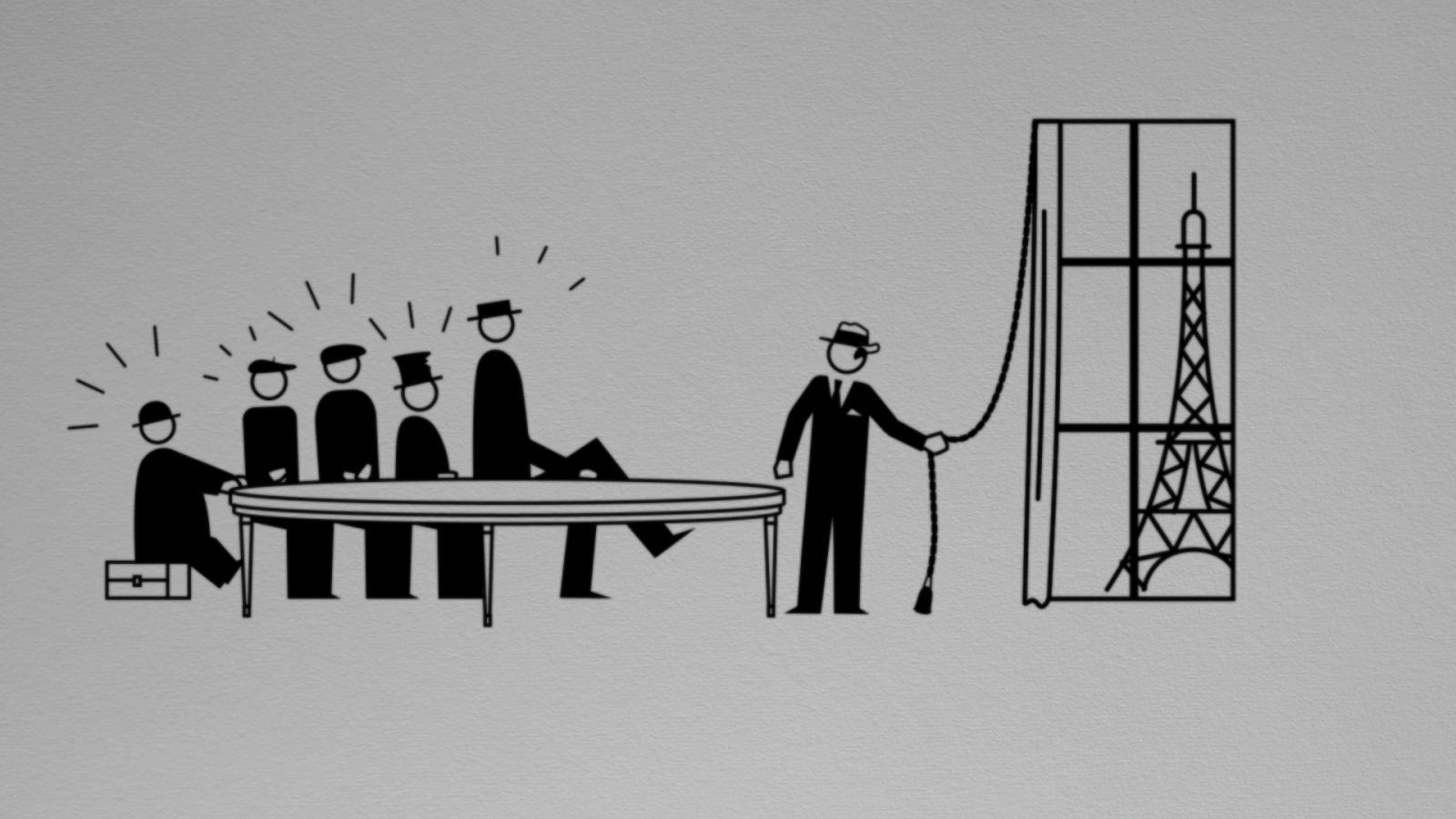 Court métrage Les supercheries financières