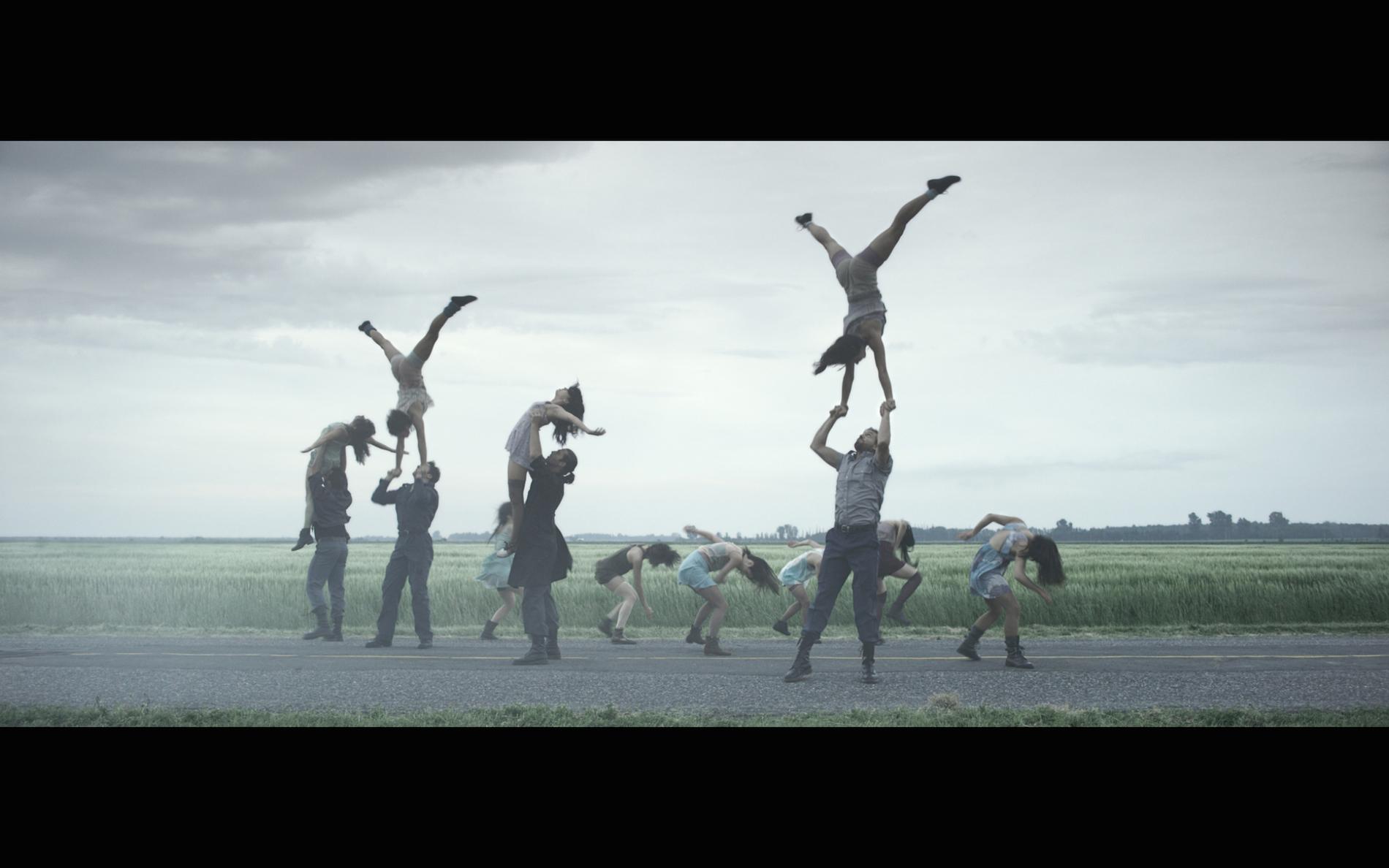 Court métrage Pas, le film qui danse