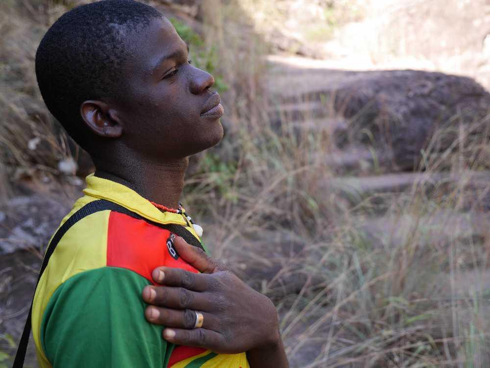 Court métrage Les fruits de Sankara