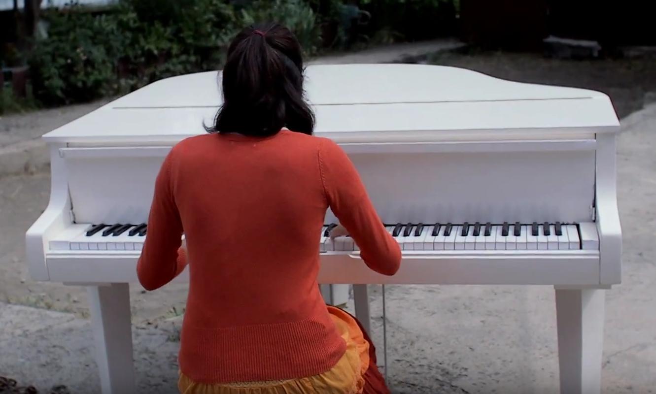 Court métrage Le piano