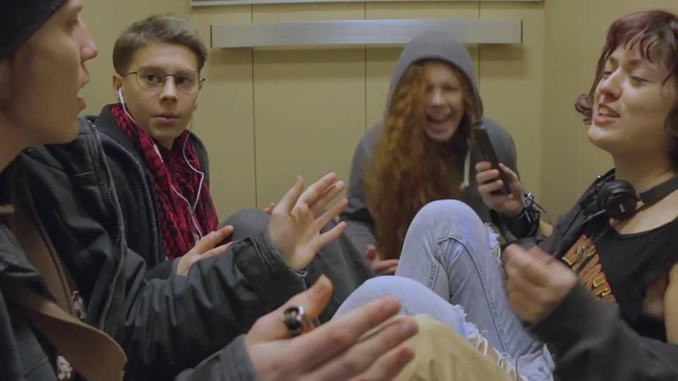 Court métrage L'ascenseur émotionnel