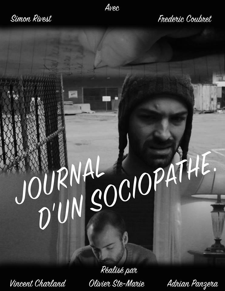 Court métrage Journal d'un sociopathe