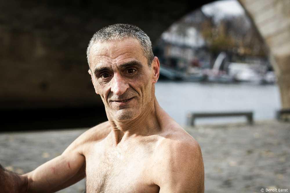 Court métrage Fabrice Gorge Nage libre