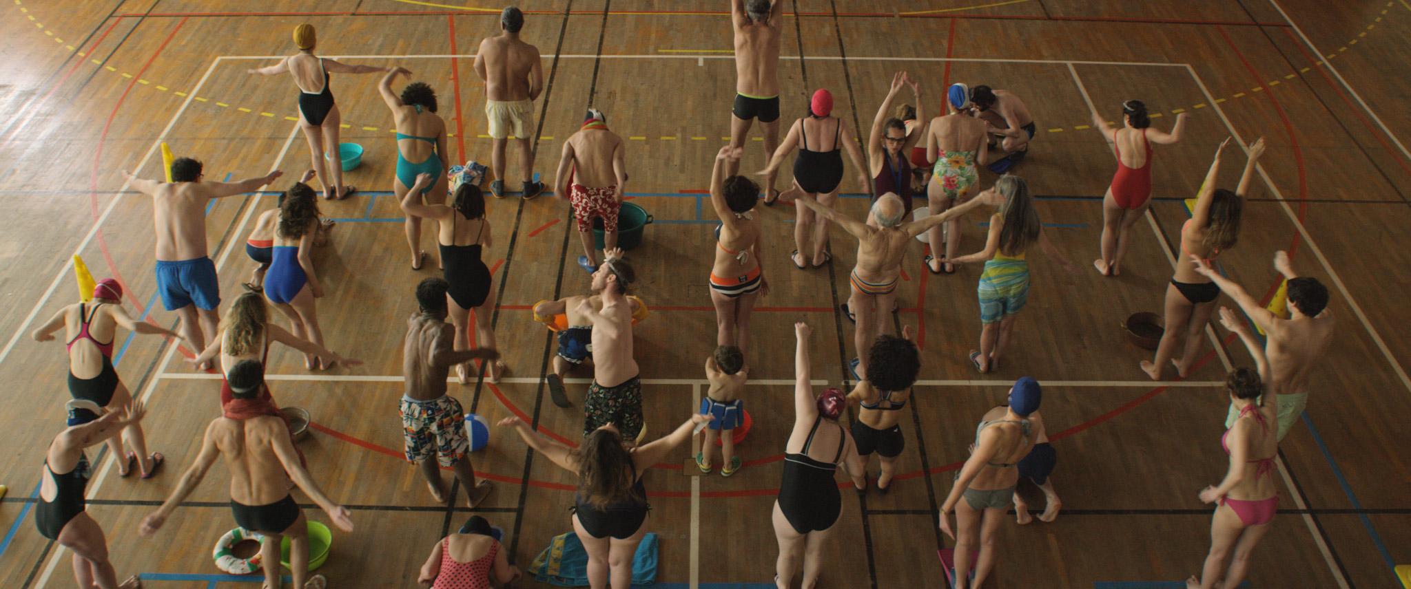 Court métrage Le grand bain