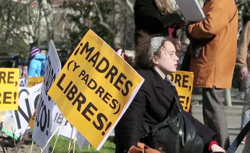 Court métrage Madres Libres