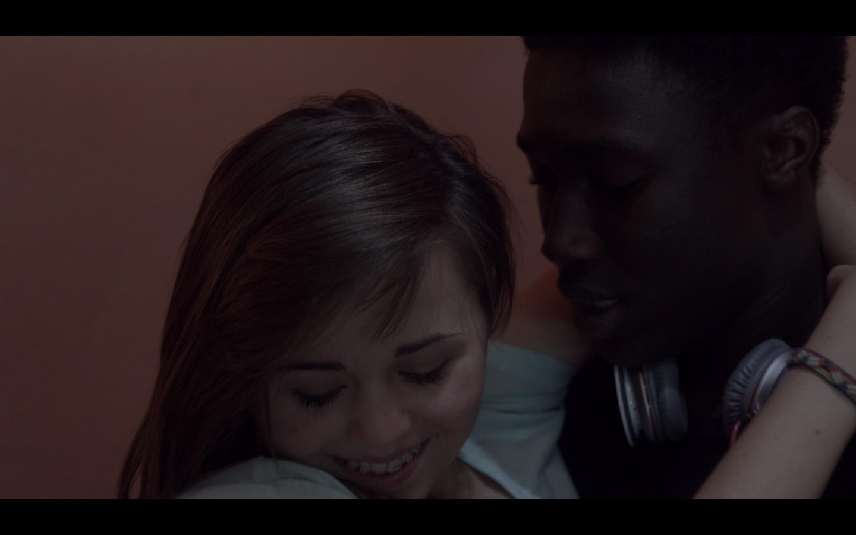 Court métrage Ne me parlez pas d'amour de Hadrien Bichet, avec les jeunes du collège Henri Barbusse (2014)