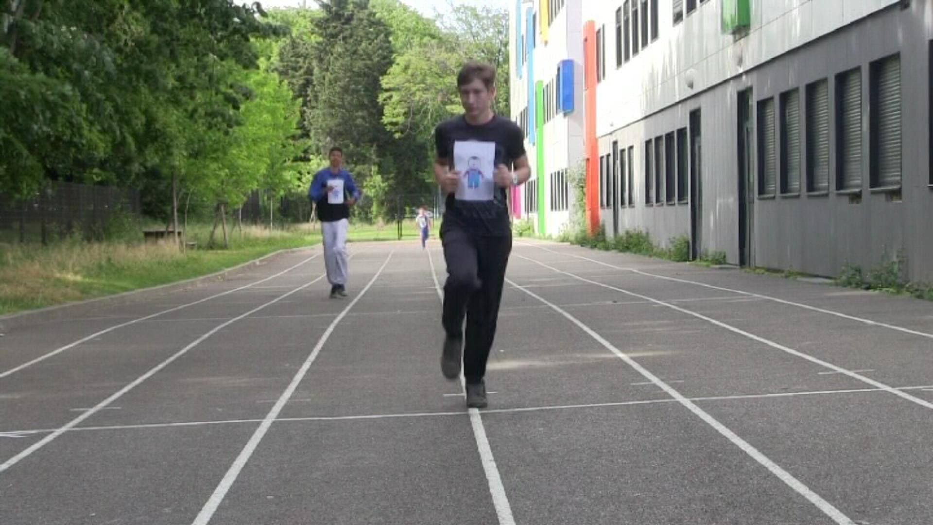 Court métrage Les Tchoupis de Classe ULIS du collège Aimé Césaire, Vaulx-en-Velin ()
