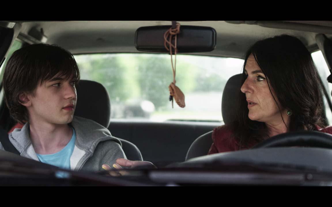Court métrage L'autostoppeur de Corinne Wüthrich ()