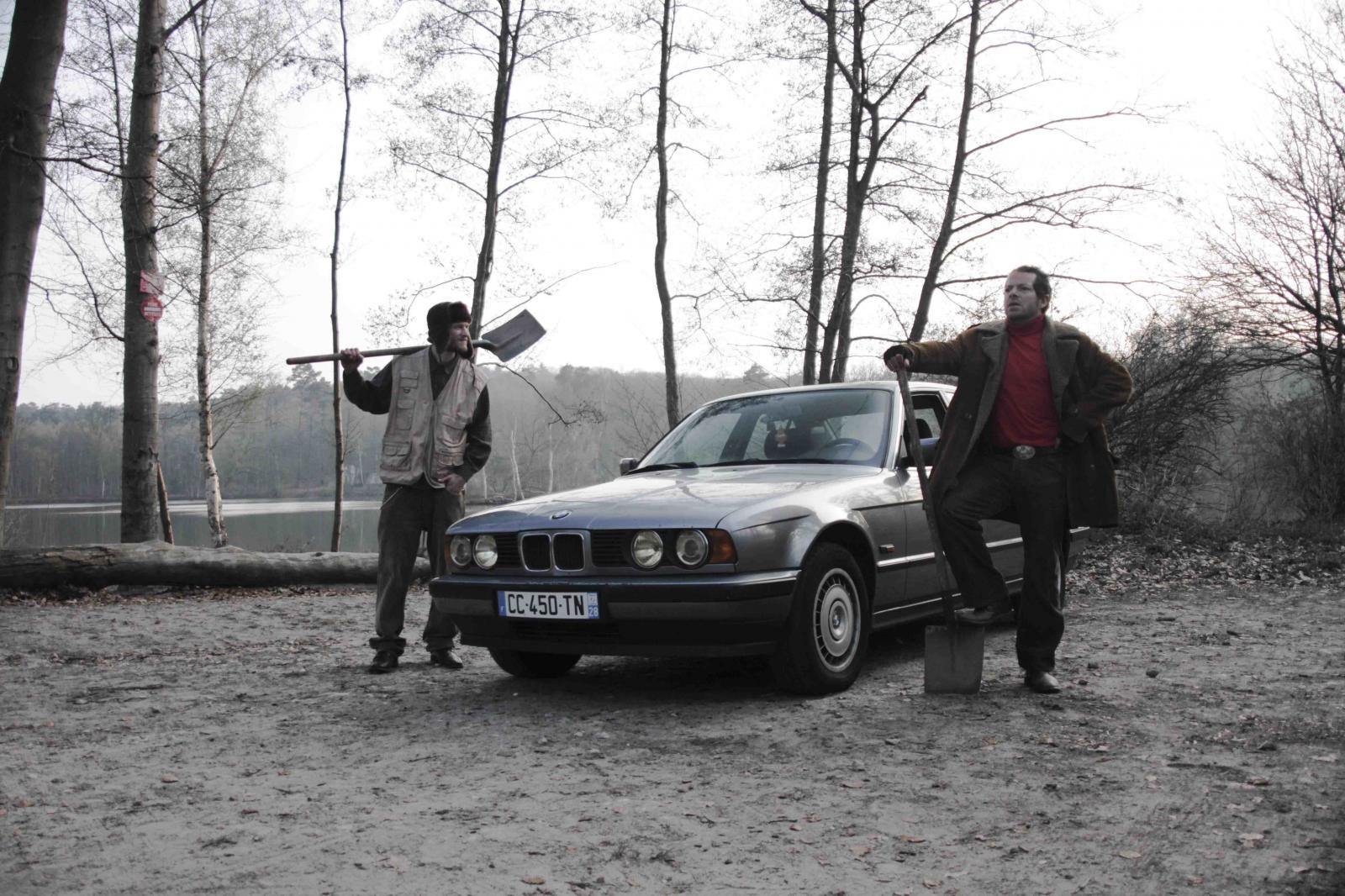 Court métrage Coupe Gorge de Vesco Vincent (2012)