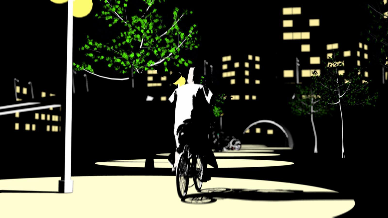 Court métrage La marque de Digout Michel (2011)