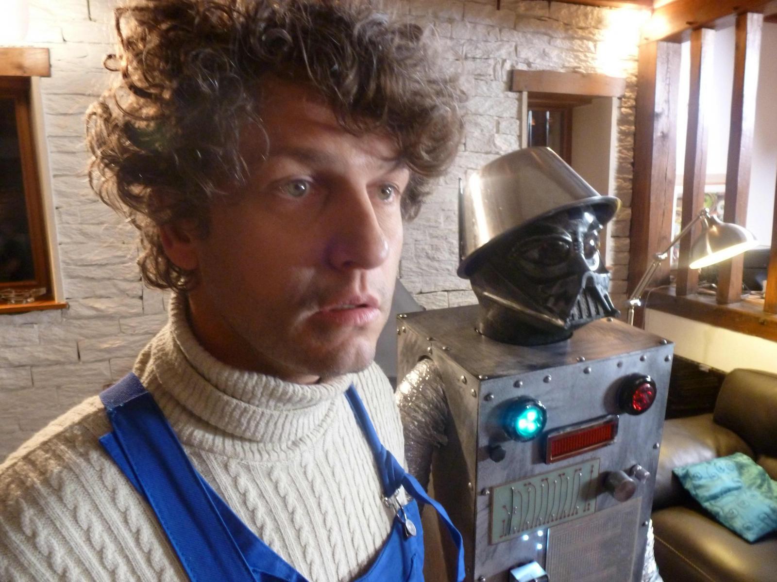 Court métrage Le robot des étoiles de Debusschere Jérôme (2011)