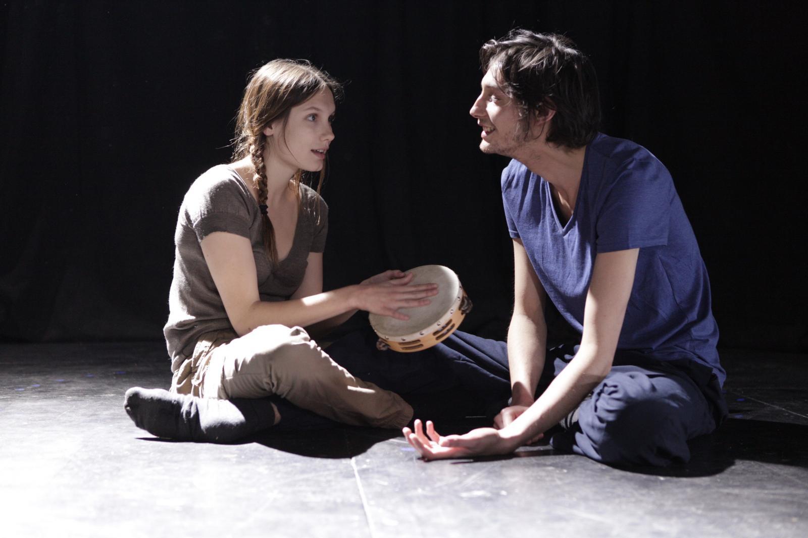 Court métrage Les chancelants de Lermite Nadine (2012)