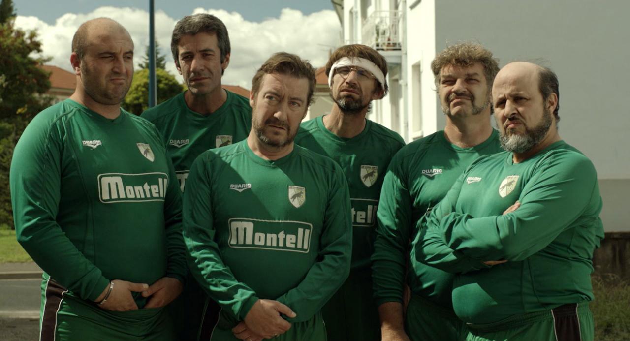 Court métrage Les Chiens Verts de Rifkiss Mathias, Rifkiss Colas (2012)