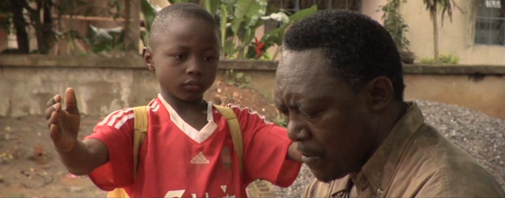 Court métrage Les oreilles de Gilbert Babena (2009)