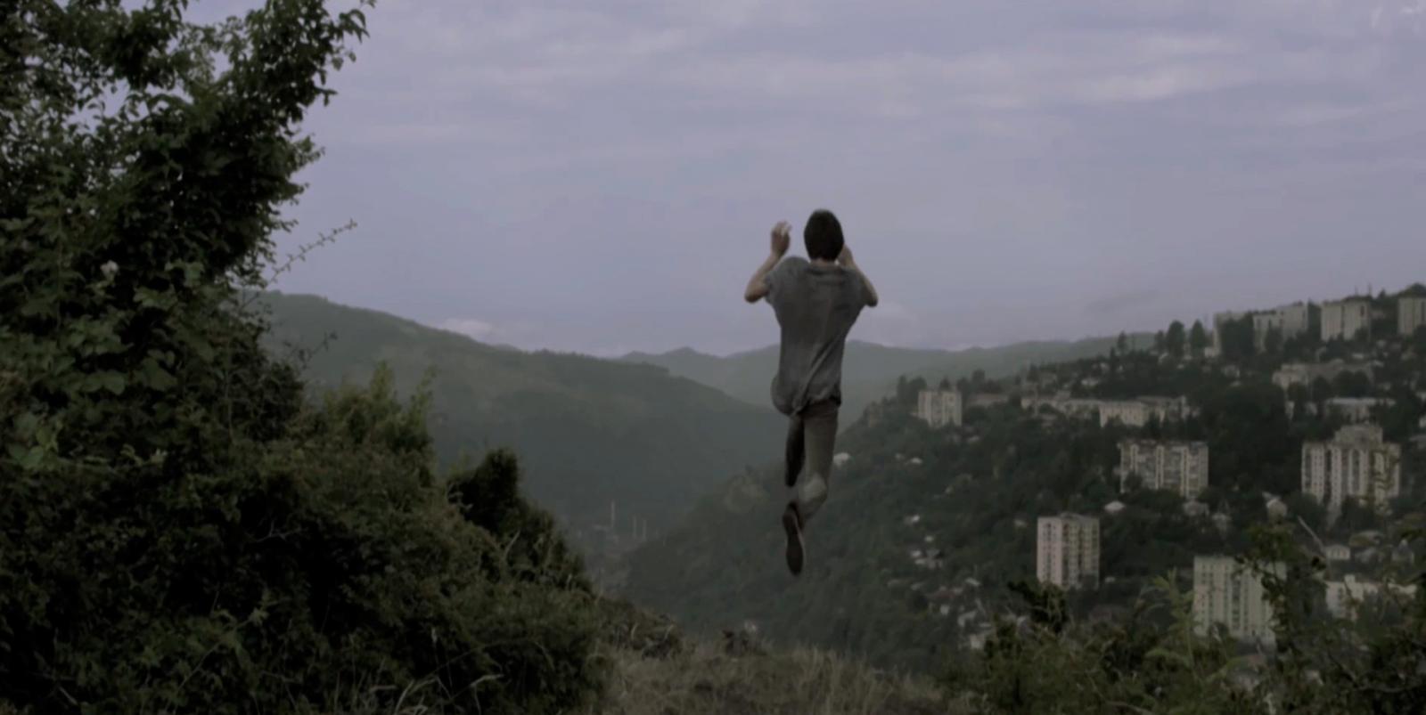 Court métrage Shavi Tuta de Razmadze Gabriel (2012)