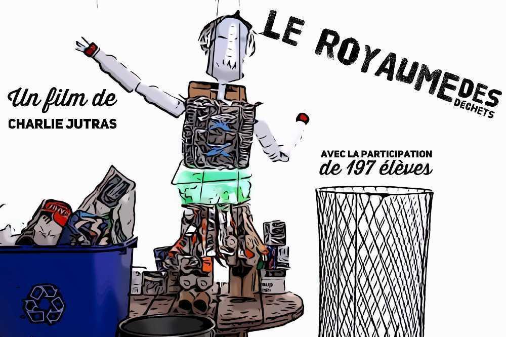 Court métrage LE ROYAUME DES DÉCHETS