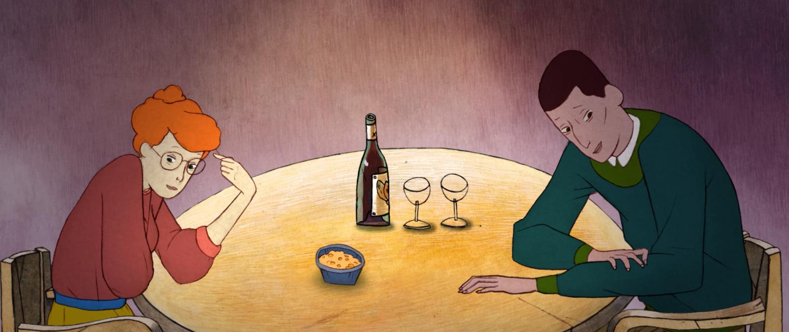 Court métrage Le sens du toucher de Jean-Charles Mbotti Malolo (2014)