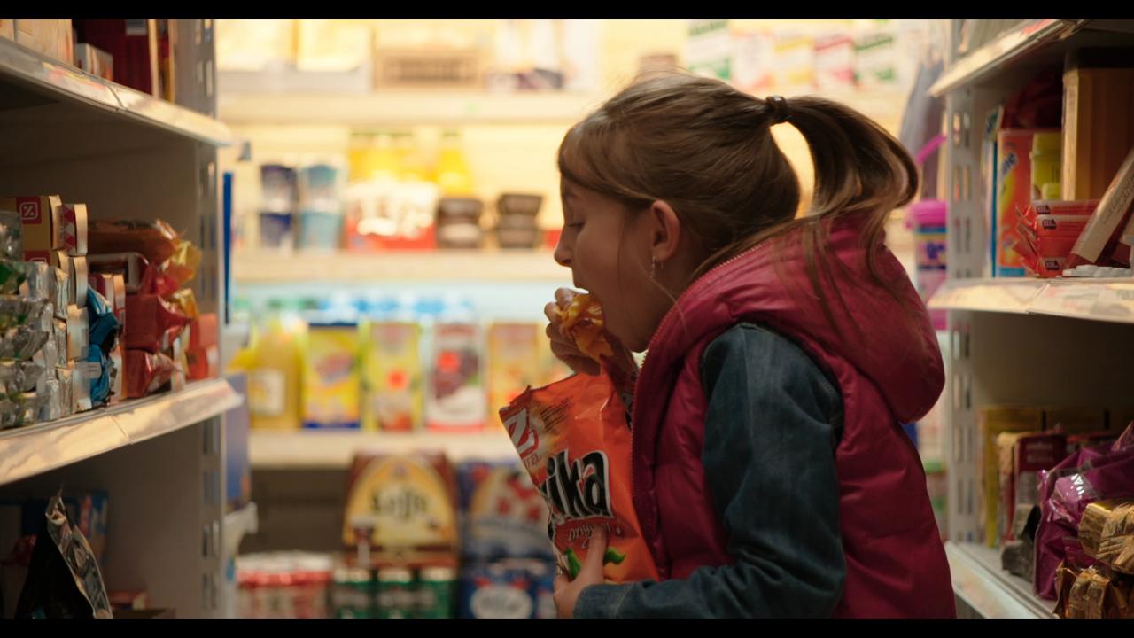 Court métrage Discipline de Christophe Saber (2014)