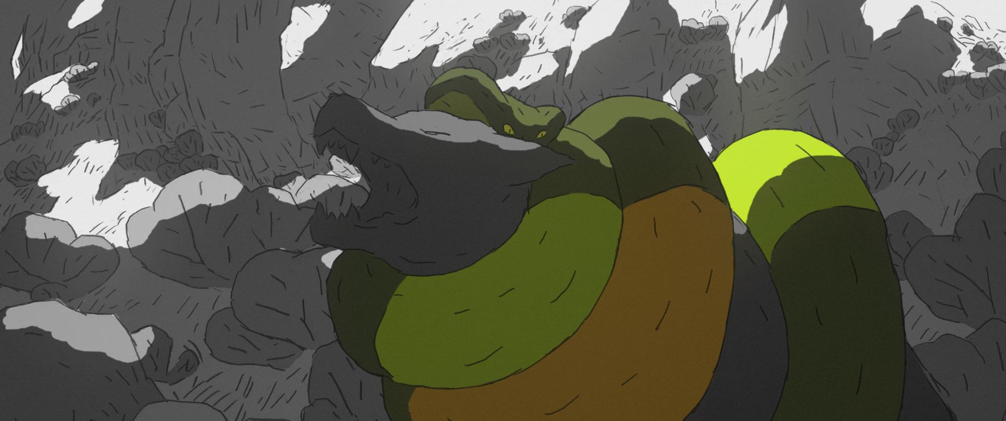 Court métrage Yùl et le Serpent