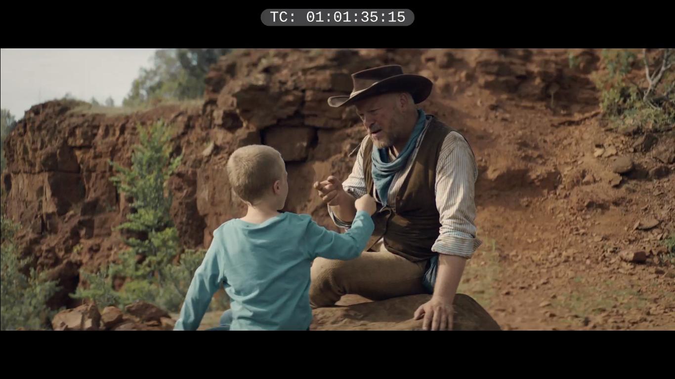 Court métrage Cowboy de Frédéric Zeimet (2018)