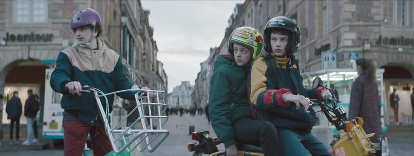 Court métrage Pollux de Michaël Dichter (2018)