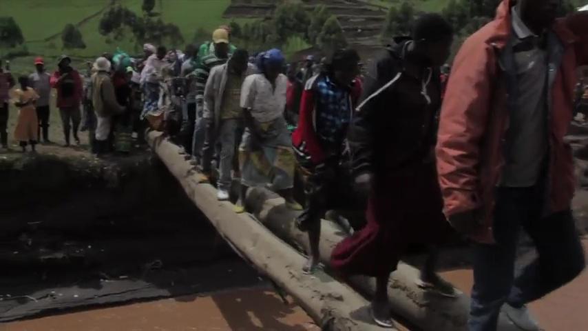 Court métrage RDC : le Kivu de Agostino Pacciani (2017)