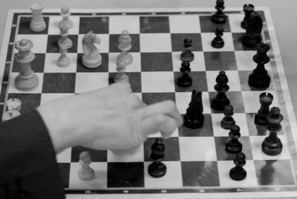 Court métrage Le Joueur d'Echec