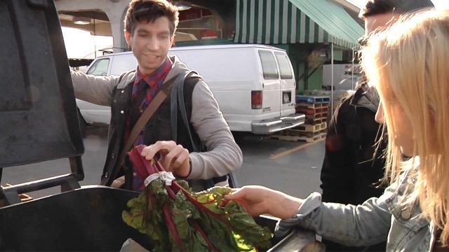 Court métrage Le paradoxe du gaspillage alimentaire