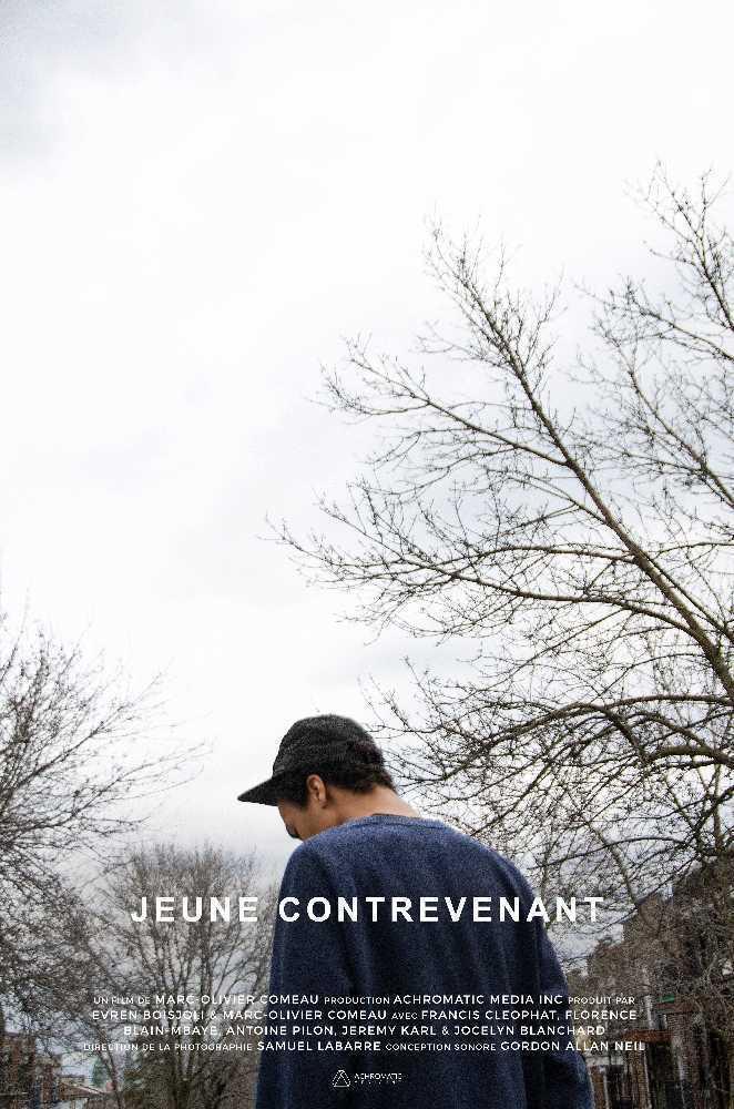 Court métrage Jeune contrevenant