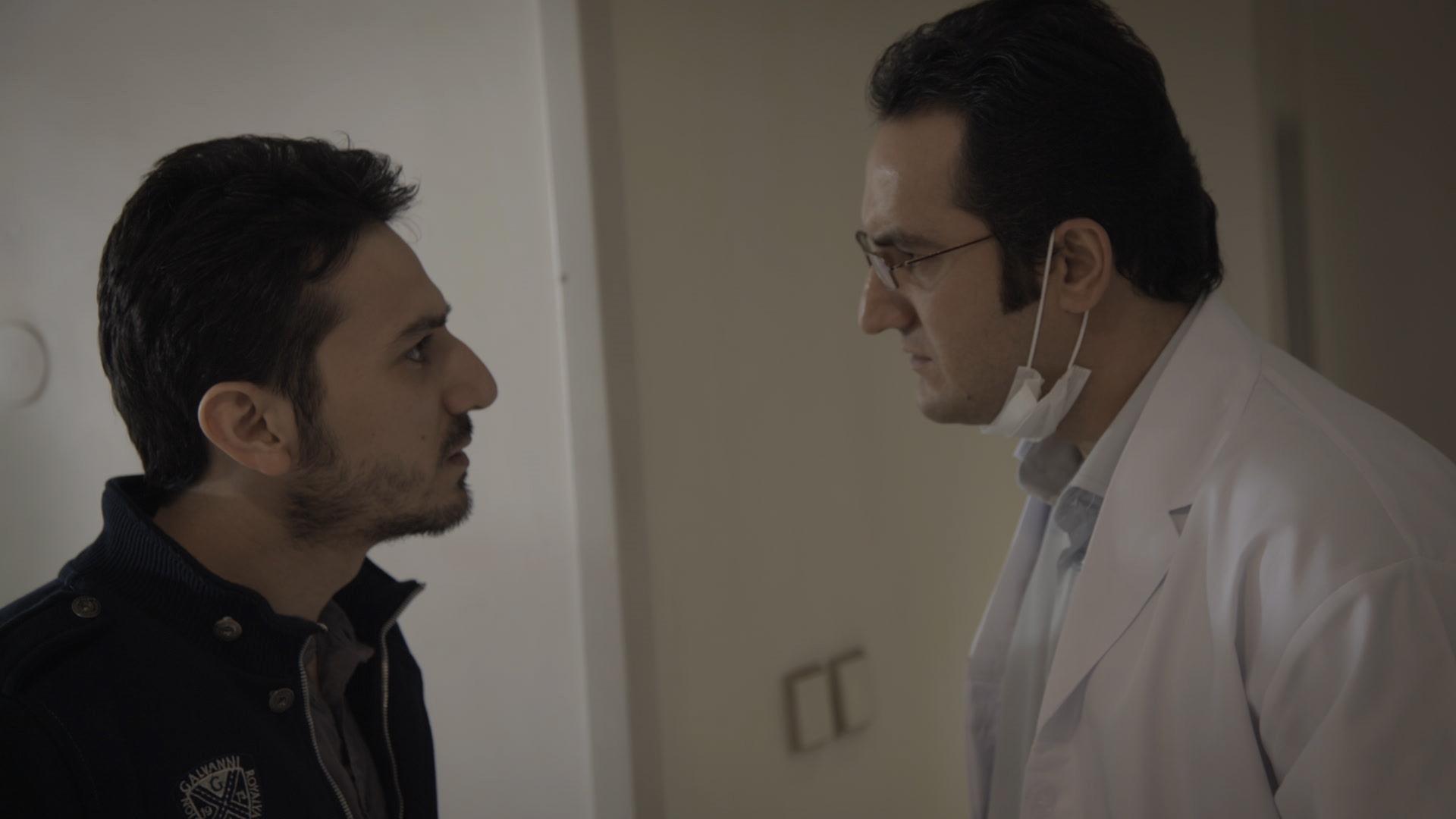 Court métrage La douleur de Ali Asgari (2015 )