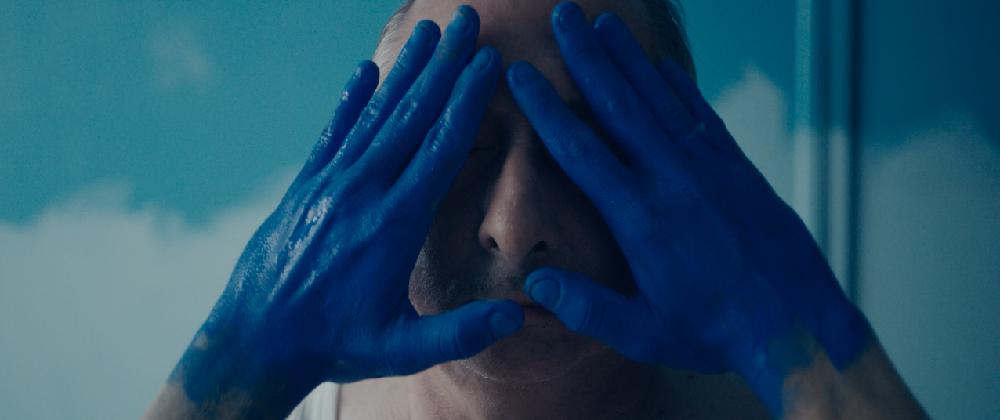Court métrage Chien bleu