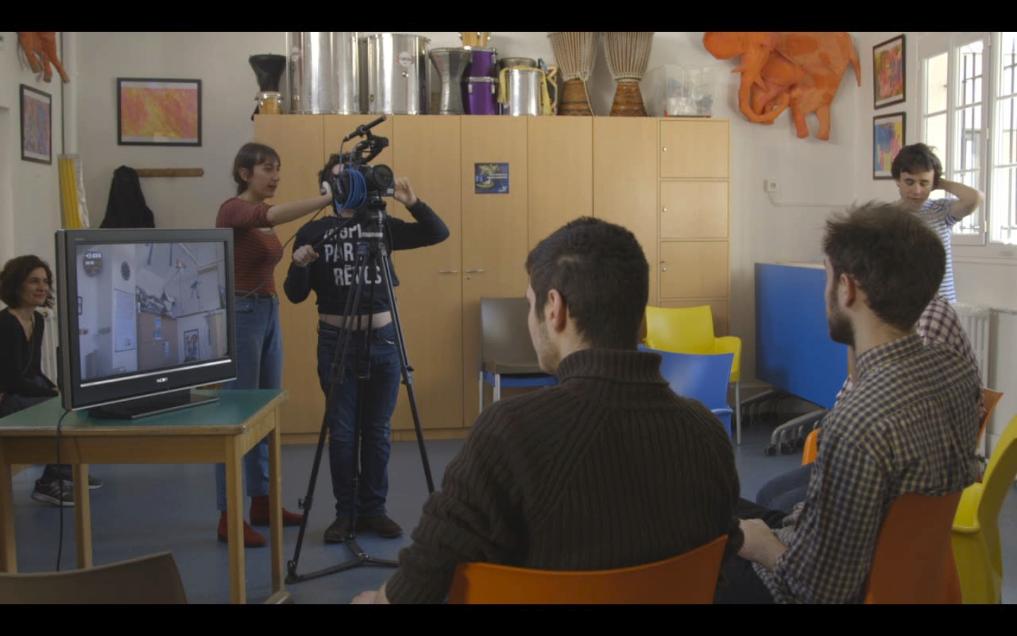 Court métrage L'atelier de Jeanne Traon-Loiseleux (2015)