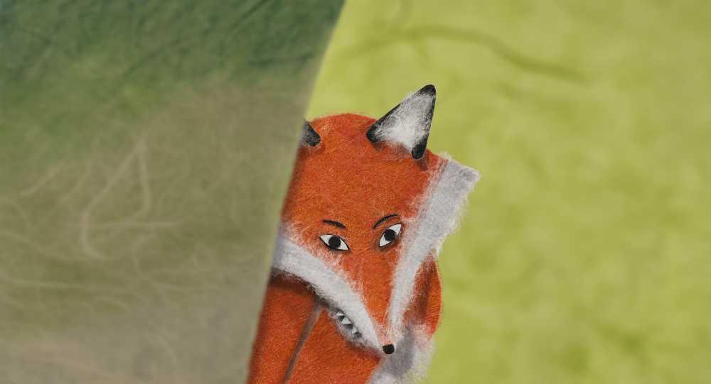 Court métrage Le renard minuscule