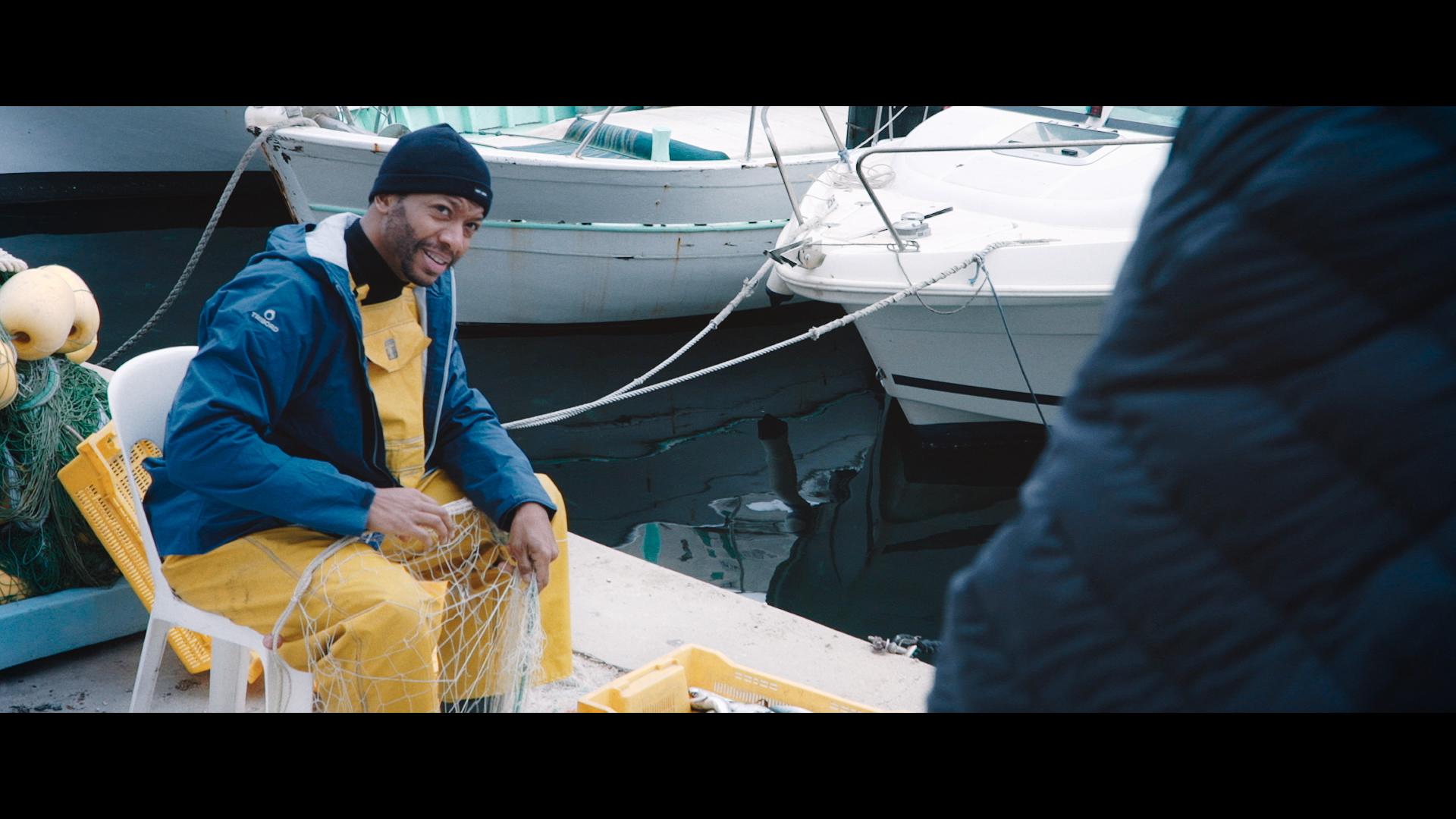 Court métrage Le pêcheur et l'homme d'affaires
