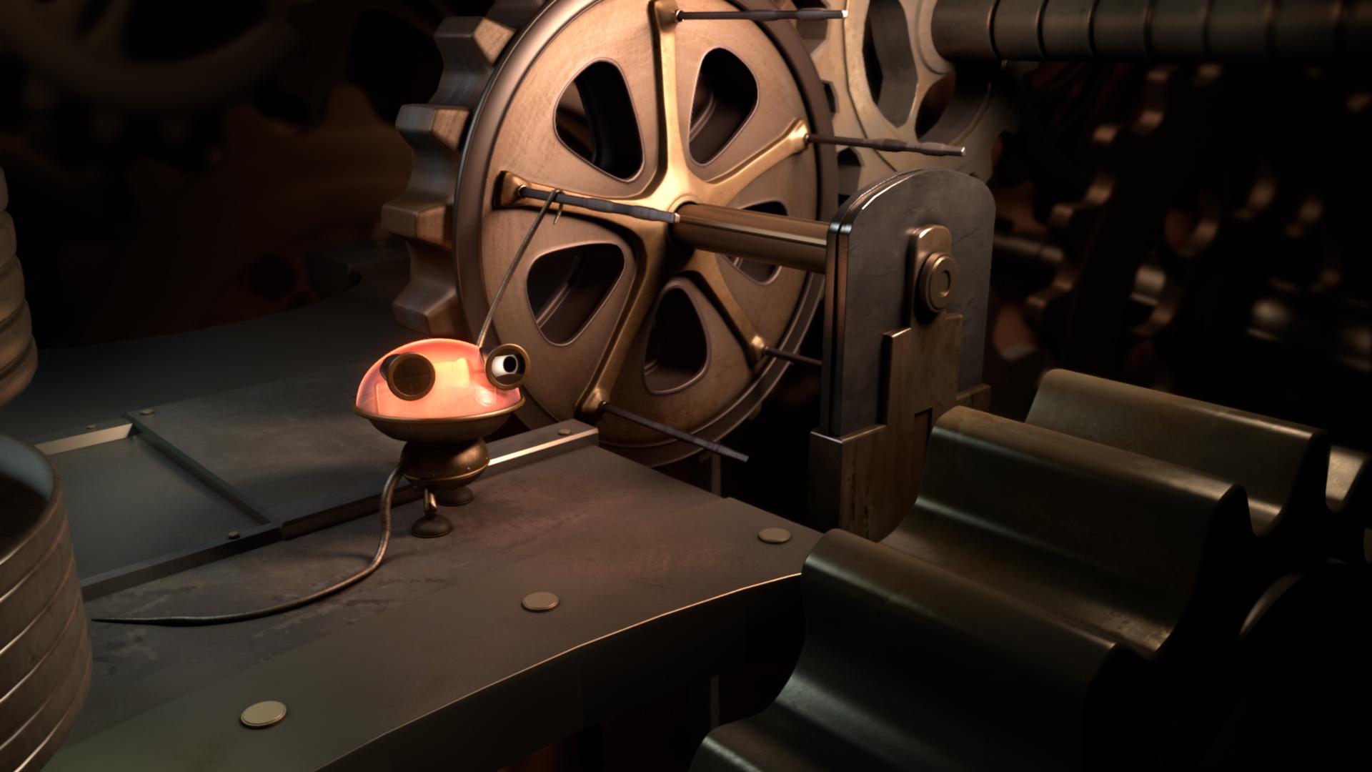 Court métrage Clock work