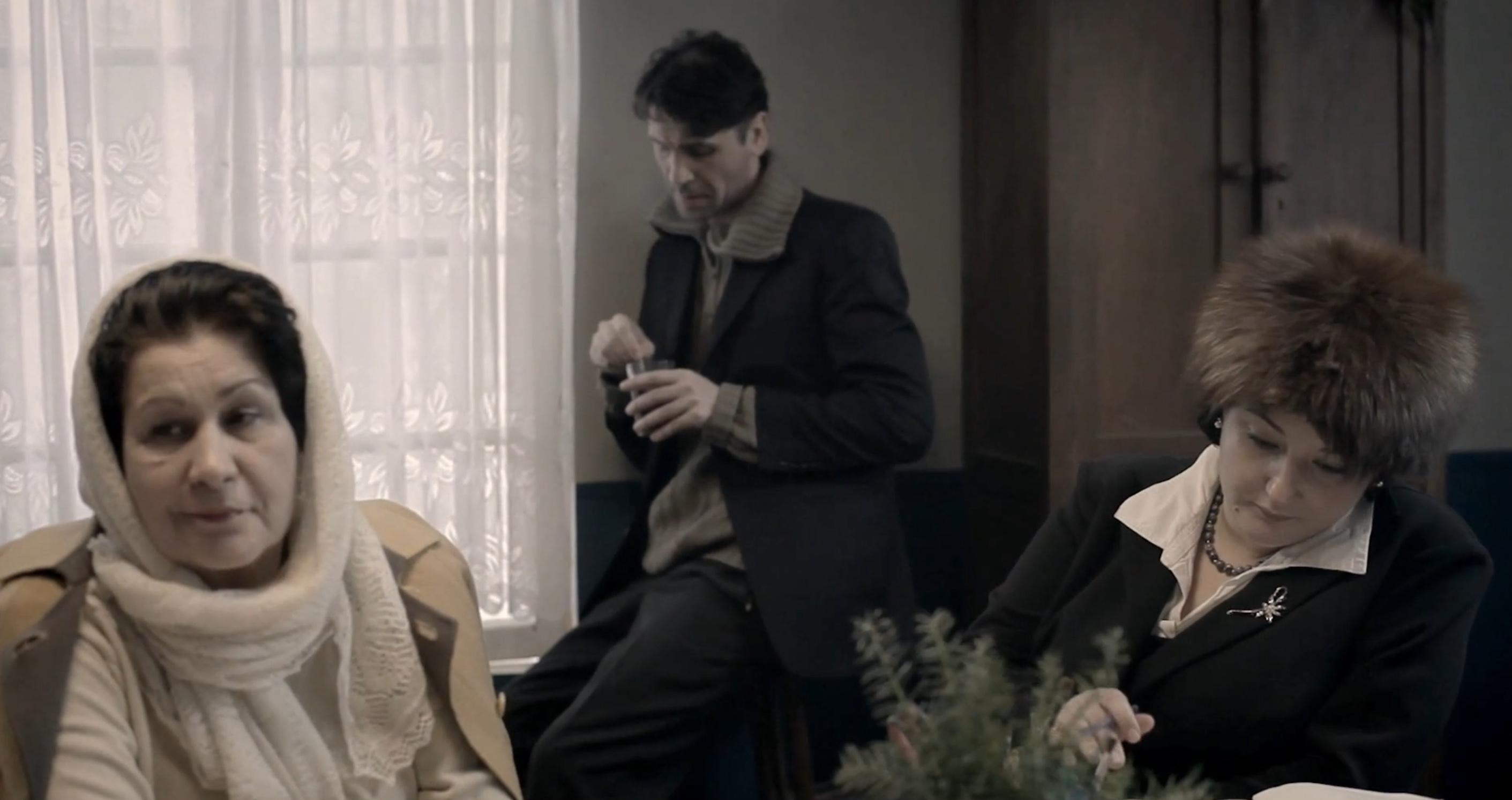 Court métrage Chers amis de Valeriu Andriuta (2017)